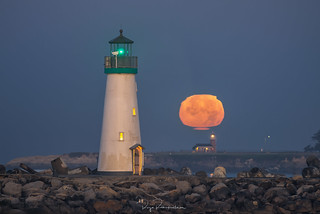 Moon for Lighthouse Twins