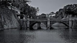 ★出張帰りにちょっと … 東京-皇居にて