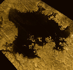 Cassini Finds Saturn Moon Has 'Sea Level' Like Earth (NASA's Marshall Space Flight Center) Tags: nasa nasas marshall space flight center cassini jpl jet propulsion laboratory solar system beyond saturn titan moons
