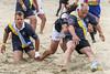 H6H46048 Betuwe RC v Crossroad Crusaders (KevinScott.Org) Tags: kevinscottorg kevinscott rugby rc rfc beachrugby ameland abrf17 2017 betuwerc crossroadscrusaders netherlands