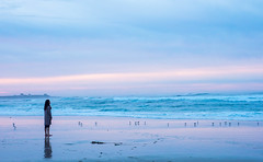 Pastels (Tim Gupta) Tags: sunset pacificgrove ocean beach california