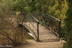 The Foot Bridge Sheffield Park Uckfield.. (Meon Valley Photos.) Tags: sheffield park uckfield national trust foot bridge ngc