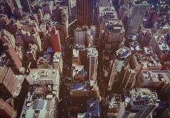 Overlook (Marina . K) Tags: city shadows blocks buildings overlook nyc newyork