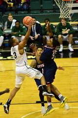 MBasketball-vs-UTSA, 2/17, Chris Crews, DSC_3024 (Niner Times) Tags: 49ers antonio basketball cusa charlotte d1 mens ncaa roadrunners san texas unc uncc utsa ninermedia