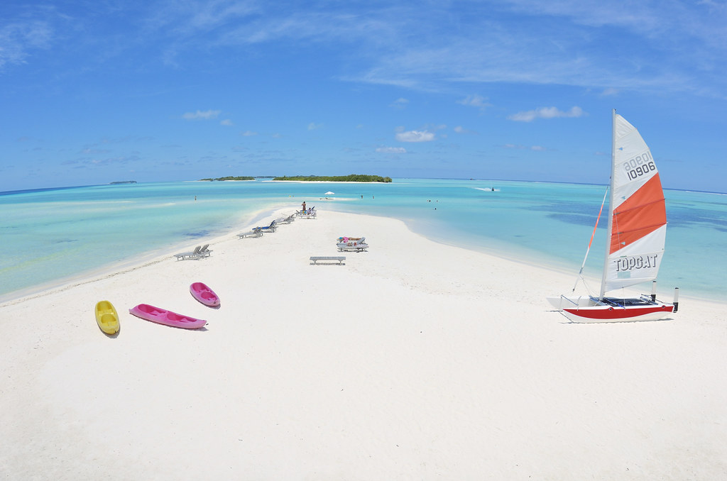 Sand Bank & Water Sports