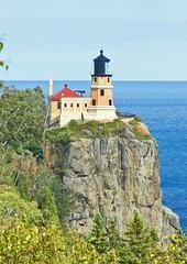 Split Rock Lighthouse. (Matt Bruchmann) Tags: outdoors lake lighthouse minnesota northshore lakesuperior