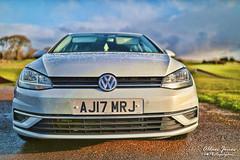 VW HDR (Allan Jones Photographer) Tags: vw golf vwgolf volkswagen soundlikeagolf hdr motor vehicle allanjonesphotographer canon5div canonef35mmf14liiusm photoshop
