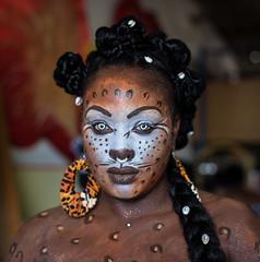 Jungle Carnival (Pierre de Champs) Tags: d750 portrait carnival carnaval guadeloupe caribbean tropical fwi outremer antilles pointeàpitre nikon nikonphotography photography photoreportage