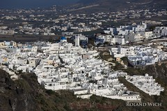Thira (Rolandito.) Tags: europa europe greece griechenland hellas grèce santorini santorin island thira fira
