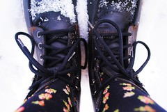 DSC_2410 (2)LMB (lauren_michelle_byckowski) Tags: snow snowy snowflakes snowday frost frosty ice icy winter wintertime december january wintery cold boots tights fashion ootd