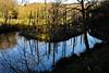 (jamie-leecurtis) Tags: nikond3400 nikondslr dslr nikon hardlight shadows river reflecting reflection exposure