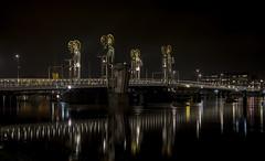 Kampen02 (Henk Melenhorst) Tags: kampen avondfotografie nikon d750 ncn nikonclubnederland nikond750 night nightphotography stadsbrug