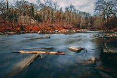Chilly River (mattb105) Tags: river maryland water view nature landscape