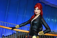 IMG_7646 (willdleeesq) Tags: cosplay cosplayer cosplayers lbce lbce2018 longbeachcomicexpo longbeachcomicexpo2018 avengers blackwidow marvel marvelcomics