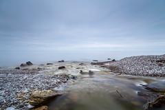 Long Exposure Stream (J. Pelz) Tags: water stream blue ocean landscape gotland longexposure nature gotlandslän sweden se