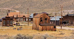 Bodie, California (M McBey) Tags: bodie california goldrush ghosttown ruins abandoned