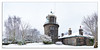 Bidston in the Snow (Ray Mcbride Photography) Tags: lighthouse bidston observatory