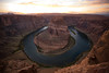 Horseshoe Bend - Arizona (virtualwayfarer) Tags: page arizona unitedstates us horseshoebend horseshoe coloradoriver sandstone nature landscape dramatic stunning sunset afternoon latelight dramaticlight northernarizona southwest southwesternusa usa roadtrip arizonatourism tourism attraction destination visitarizona alexberger sonya7rii a7rii sonyalpha landscapephotography naturephotography wild natural rocks redrocks