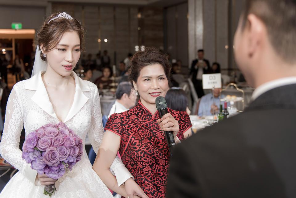婚攝 高雄林皇宮 婚宴 時尚氣質新娘現身 S & R 124