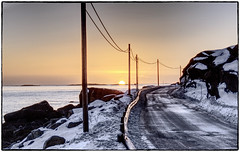 Lofoten, Norway (Tor Einar Andersen) Tags: lofoten nordland norge norway solnedgang sunset