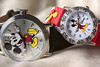 We Match (DaveLawler) Tags: mickey mouse watch watches band strap bezel time kid hands ticktock tick crown disney waltdisney cartoon toy animation fatherandson