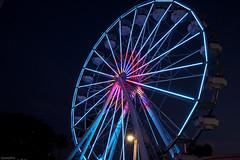 Long Beach light wheel (fotowayahead) Tags: longbeach nightlights