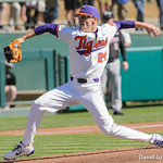 NCAA Baseball: USC at Clemson