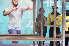 H509_7685-2 (bandashing) Tags: pcso gmp police ee hyde tameside market feral youths kids disorder theft violence damage attack labour council andykinsey jonathanreynolds fitzpatrick sylhet manchester england bangladesh bandashing aoa socialdocumentary akhtarowaisahmed