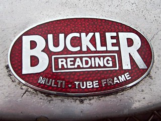 74 Buckler Cars Badge - History