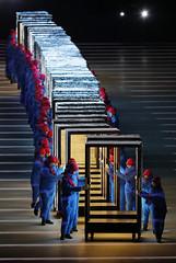 Ceremonia De Inauguracion PyeongChang 2018 07