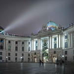 Evening at Michalerplatz in Vienna thumbnail