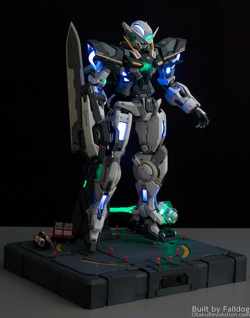 PG Exia - Completed Build 6 by Judson Weinsheimer