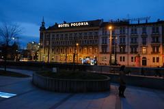 XE3F7315 (Enrique R G) Tags: hotel polonia warszawski cracovia cracow krakow poland fujixe3 fujinon1024