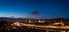 L'ora blu di Firenze (Francesco Luglio) Tags: arno lungaesposizione duomo palazzovecchio firenze panorama notte piazzalemichelangelo orablu toscana italia it