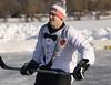 Formal Pond Hockey (Bolobilly) Tags: hockey pondhockey lakenokomis nokomis 2018 tuxsweater mn minnesota minneapolis mpls twincities