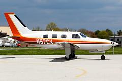 N57CX (✈ Greg Rendell) Tags: 1985 n57cx piperpa46310pmalibu private aircraft airplane aviation brandywineairport flight gregrendellcom koqn n99 oqn pa pennsylvania spotting westchester westchesterairport unitedstates