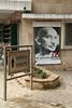 iconic (geneward2) Tags: gandi delhi india poster