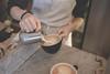 ~Cappuccino~ (cheryl c.) Tags: boston tattebakery veryfrench cappuccino matchagreentealatte myfavorite stilllife throughherlens 199 explored