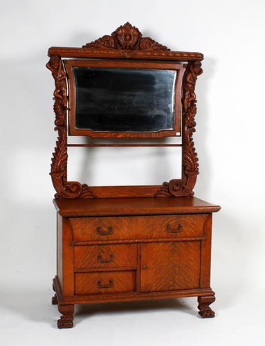 Oak Hotel Washstand ($504.00)
