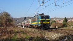 HLE 2140 - L125 - ANDENNE (philreg2011) Tags: hle21 hle2140 l125 andenne sncb nmbs trein train ic20142400 ic20142432 ic2432