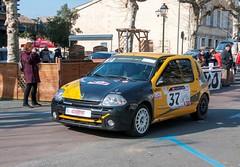 #37 Renault CLIO RS (kinsarvik) Tags: castillonlabataille gironde bordeauxaquitaineclassic rallye rally