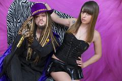 Furious Dolphin 71 (furiousdolphin) Tags: malumore rap hip hop david van joint winston po yurassic park fur pink zebra