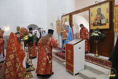 029. Престольный праздник в соборе г.Святогорска 30.09.2015