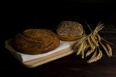 Pan de chicharrones (Frabisa) Tags: cocinacasera comida recetas cocinasaludable chicharrones pan hogaza cocinagallega homemadecooking food recipes healthycooking porkrinds bread loaf galiciancuisine