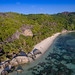 Meist fotografierte Strand der Welt - Anse Source d'Argent Seychellen
