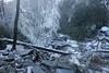 Glen Onoko Falls (elisecavicchi) Tags: waterfall droplet motion glen onoko falls pennsylvania pa lehigh gorge trail valley above cascade flood deluge dark winter january jim thorpe