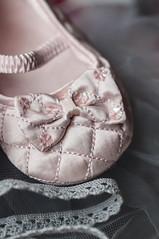 """A Little Princess"" for Macro Mondays - My Favourite Novel (Fiction) theme (Ola *) Tags: macromondays myfavouritenovelfiction book novel pink shoes kids tule bow stilllife staystill memories"