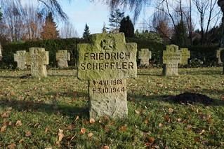 Grave of WW2