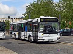 Irisbus Agora Line - Citéline 4216 (Pi Eye) Tags: bus autobus thionville florange smitu fensch transfensch citéline irisbus renault rvi agora agoraline