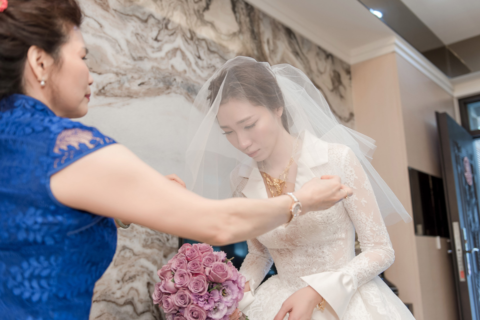 婚攝 高雄林皇宮 婚宴 時尚氣質新娘現身 S & R 072